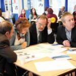 Parkwood Academy, Sheffield: Inspirationsoplæg om pædagogik, skolebyggeri og læringsmiljøer.