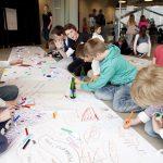 150 elever sætter ord på multihal!